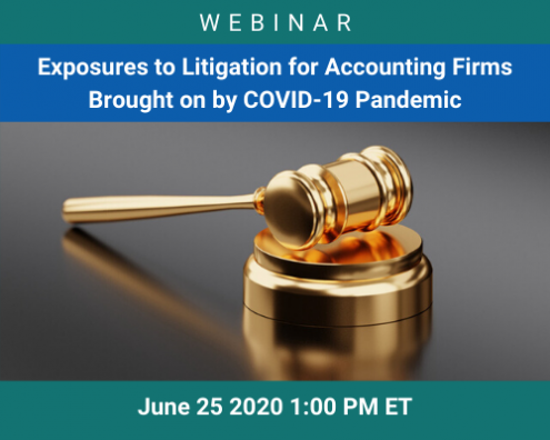 Litigation webinar