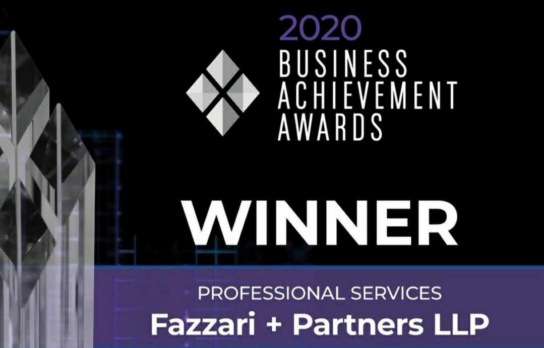 Fazzari award