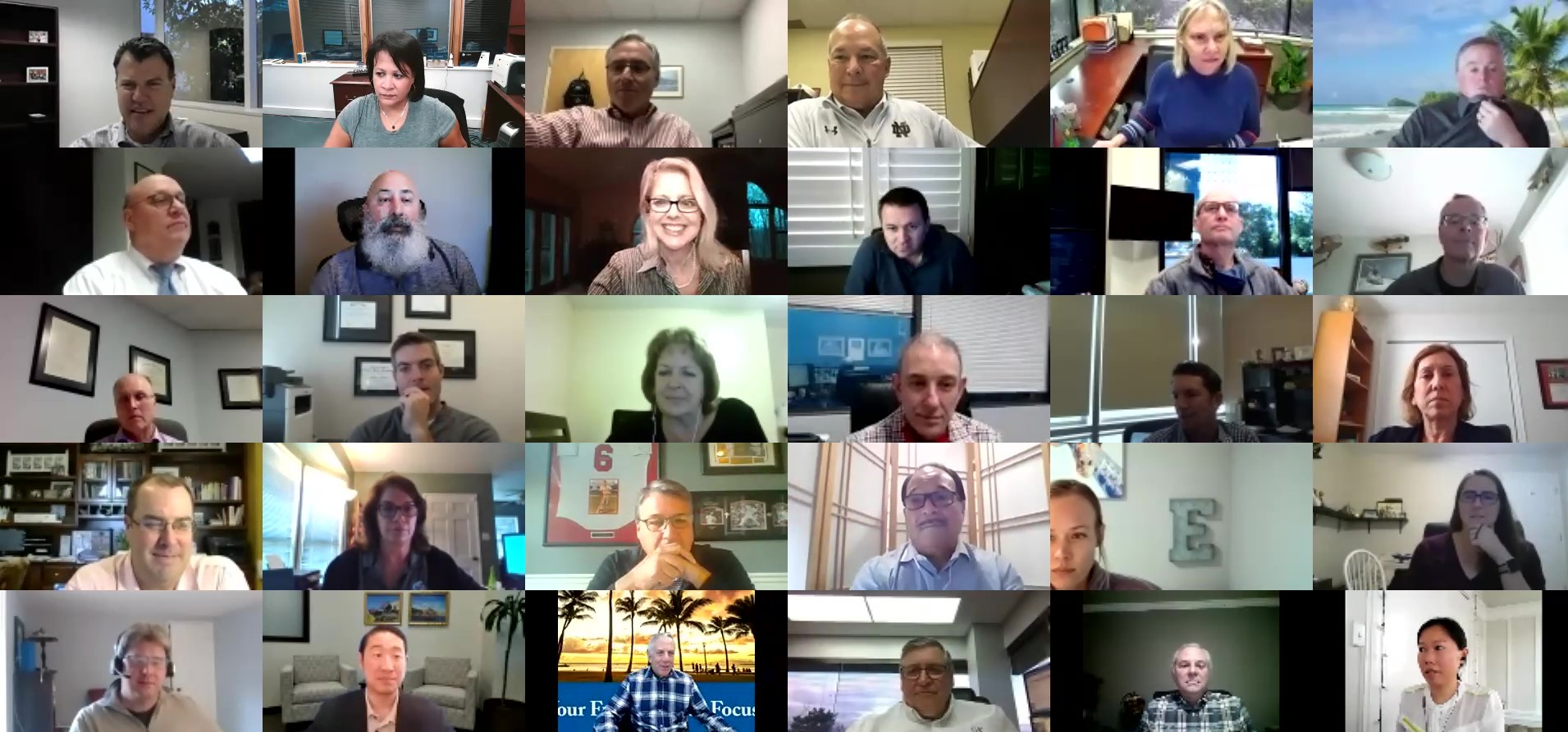 MGI with CPAAI North America Virtual Conference 2020