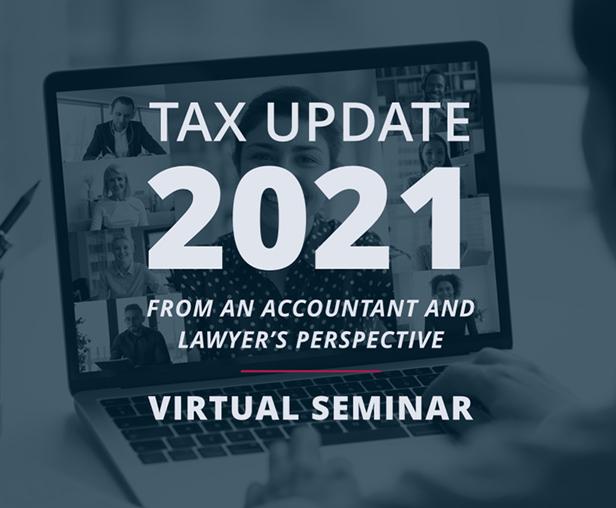 tax update webinar fazzari