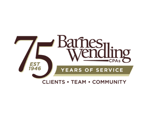 Barnes Wendling 75th Anniversary