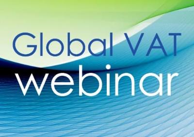 Global VAT webinar